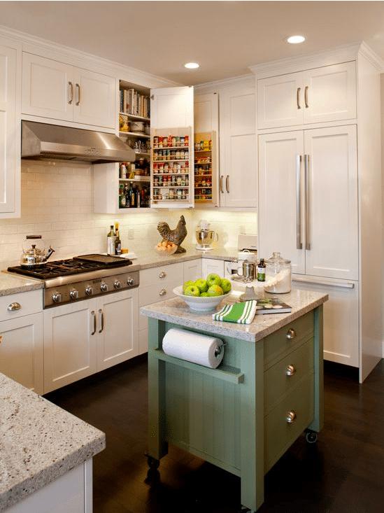 Add Extra Storage To Your Kitchen Part 1 Homeinawe
