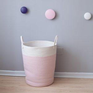 Mesa Cotton Rope Storage Basket