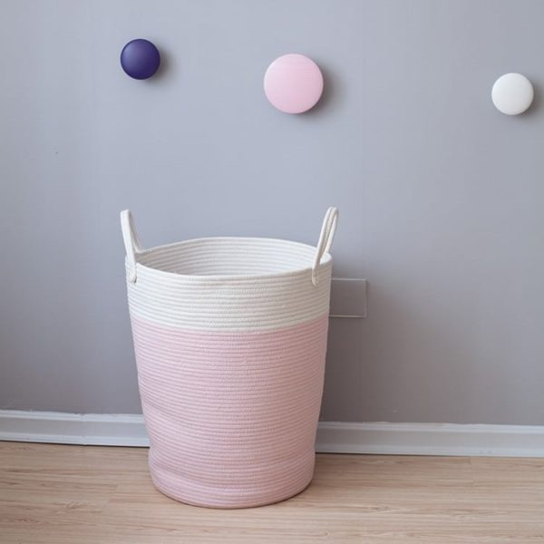 Mesa Cotton Rope Storage Basket