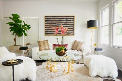 8 Cool Ways to Style a Coffee Table