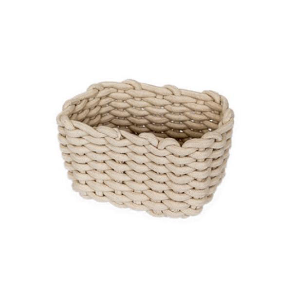 Soft Woven Storage Basket