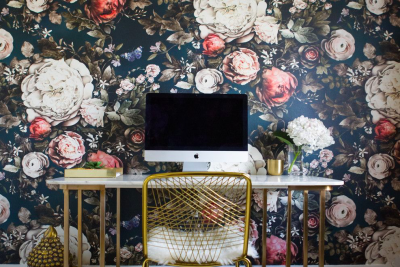 8 Creative Ways to Make Your Space Shine with Wallpaper